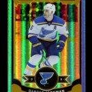 2015-16 OPC O-Pee-Chee Hockey  Rainbow Foil  #336  Barret Jackman