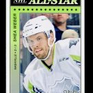2015-16 OPC O-Pee-Chee  NHL All-Star Glossy  #AS-29  Shea Weber