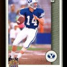 2014 Upper Deck 25th Anniversary Promo Packs  #52  Ty Detmer