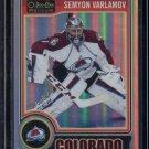 2014-15 OPC O-Pee-Chee Platinum  Rainbow  #106  Semyon Varlamov