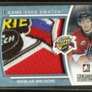 2014-15 ITG Leaf Heroes & Prospects Super Series PATCH  Nicolas Meloche  18/20