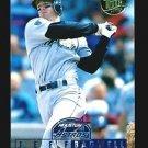 1995 Fleer Ultra Baseball  Gold Medallion Edition  #169  Jeff Bagwell