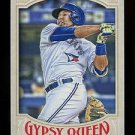 2016 Topps Gypsy Queen Baseball  Base  #69  Edwin Encarnacion