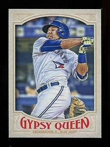 2016 Topps Gypsy Queen Baseball  Base  #69  Edwin Encarnacion