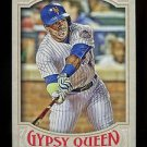 2016 Topps Gypsy Queen Baseball  Base  #165  Yoenis Cespedes