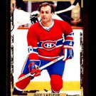 2015-16 Upper Deck Portfolio Hockey  Base  #193  Guy Lafleur