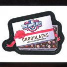 2016 Topps MLB Wacky Packages  #65  Opening Day Chocolates
