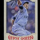 2016 Topps Gypsy Queen Baseball  Base  #22  Aroldis Chapman