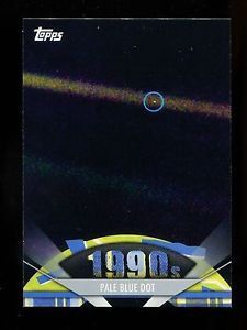2011 Topps American Pie  #164  Pale Blue Dot