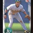 2016 Bowman Baseball  Prospect  #BP74  Richie Martin