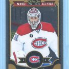 2015-16 OPC O-Pee-Chee Hockey Platinum  Base  #75  Carey Price