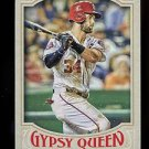 2016 Topps Gypsy Queen Baseball  Base  #23  Bryce Harper