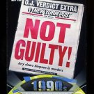 2011 Topps American Pie  #172  O.J. Simpson Found Not Guilty