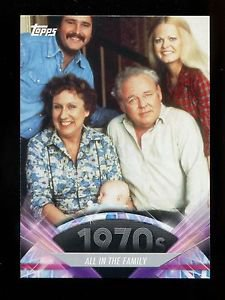 2011 Topps American Pie  #107  All in the Family