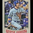 2016 Topps Gypsy Queen Baseball  Base  #104  Ben Zobrist