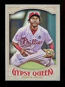 2016 Topps Gypsy Queen Baseball  Base  #80  Maikel Franco