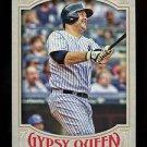2016 Topps Gypsy Queen Baseball  Base  #200  Brian McCann