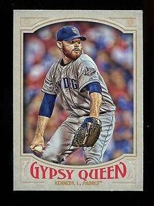 2016 Topps Gypsy Queen Baseball  Base  #185  Ian Kennedy