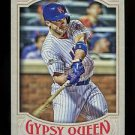2016 Topps Gypsy Queen Baseball  Base  #106  David Wright