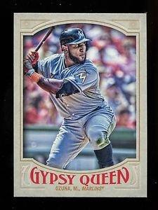 2016 Topps Gypsy Queen Baseball  Base  #299  Marcell Ozuna