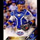 2016 Topps Opening Day Baseball  #OD-128  Salvador Perez