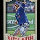 2016 Topps Gypsy Queen Baseball  Base  #296  Marco Estrada