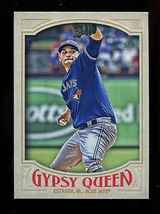 2016 Topps Gypsy Queen Baseball  Base  #296  Marco Estrada