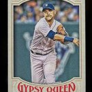 2016 Topps Gypsy Queen Baseball  Base  #114  Jose Iglesias