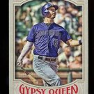 2016 Topps Gypsy Queen Baseball  Base  #122  Corey Dickerson