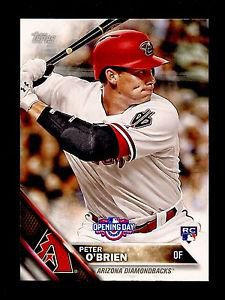 2016 Topps Opening Day Baseball  #OD-158  Peter O'Brien