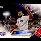 2016 Topps Opening Day Baseball  #OD-138  David Ortiz