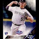 2016 Topps Opening Day Baseball  #OD-38  Jon Gray