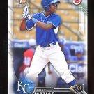 2016 Bowman Baseball  Prospect  #BP15  Seuly Matias