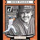2015 Panini Donruss Baseball  All-Time Diamond Kings  #22  Mike Piazza
