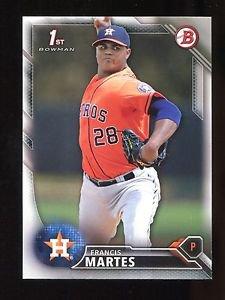 2016 Bowman Baseball  Prospect  #BP34  Francis Martes