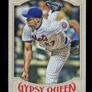 2016 Topps Gypsy Queen Baseball  Base  #75  Jeurys Familia