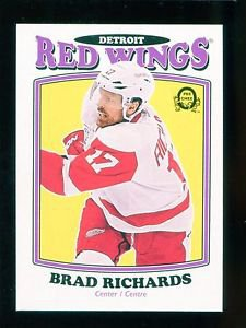 2016-17 OPC O-Pee-Chee Hockey  RETRO  #375  Brad Richards