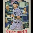 2016 Topps Gypsy Queen Baseball  Base  #35  Jacoby Ellsbury
