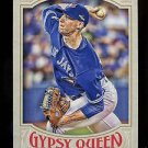 2016 Topps Gypsy Queen Baseball  Base  #270  Aaron Sanchez