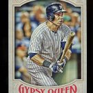 2016 Topps Gypsy Queen Baseball  Base  #230  Carlos Beltran