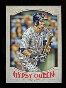 2016 Topps Gypsy Queen Baseball  Base  #230  Carlos Beltran