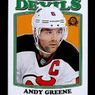 2016-17 OPC O-Pee-Chee Hockey  RETRO  #369  Andy Greene
