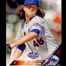 2016 Topps Opening Day Baseball  #OD-68  Jacob deGrom