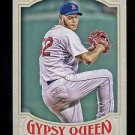 2016 Topps Gypsy Queen Baseball  Base  #58  Eduardo Rodriguez