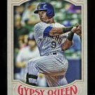 2016 Topps Gypsy Queen Baseball  Base  #293  Jean Segura