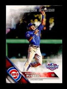2016 Topps Opening Day Baseball  #OD-121  Addison Russell