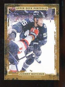 2015-16 Upper Deck Portfolio Hockey  Base  #112  Johnny Boychuk