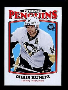 2016-17 OPC O-Pee-Chee Hockey  RETRO  #239  Chris Kunitz