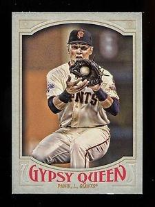 2016 Topps Gypsy Queen Baseball  Base  #235  Joe Panik