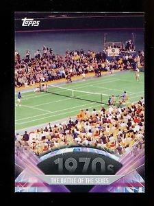 2011 Topps American Pie  #115  The Battle of the Sexes